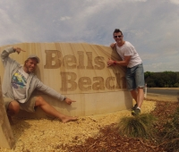 @ Bells Beach with Travis Bell the Bucketlist Guy.jpg